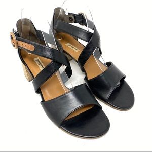Paul Green Trinidad  Leather Sandals UK 7.5/US 10